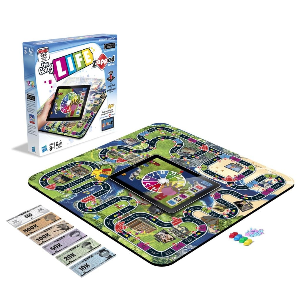 The Game of Life: zAPPed Edition For iPad