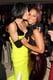 Alicia Keys got some love inside the Met Gala on Monday.  Source: Billy Farrell/BFANYC.com