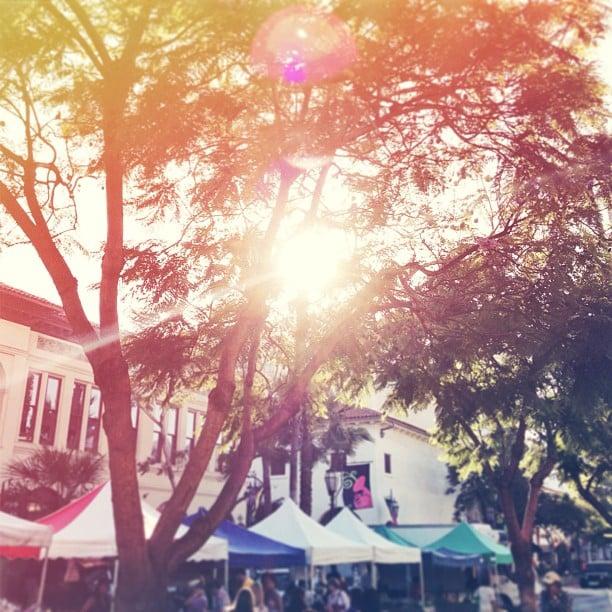 Check Out a Street Fair