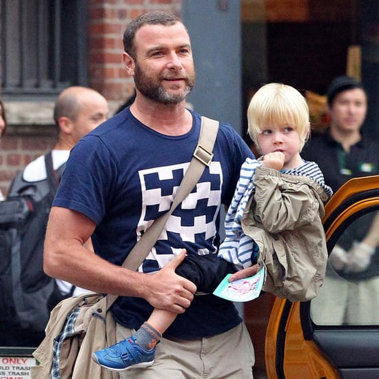 Liev Schreiber Turns 45 With His Sons | Pictures