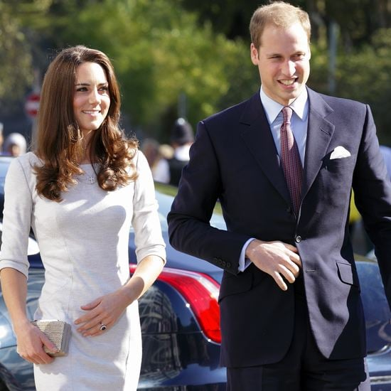 Kate Middleton and Prince William on Vacation Video