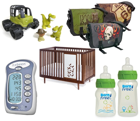 Baby Products Invented by Dads
