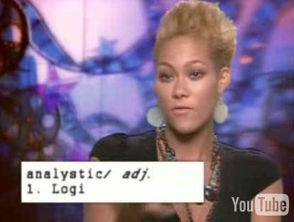 Flashback: Jade on America's Next Top Model