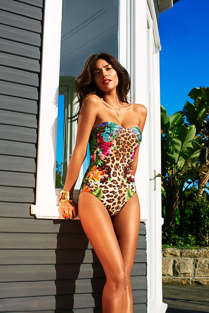 Pia Miller Sizzles in Megan Gale's Latest Isola Swimsuit Campaign