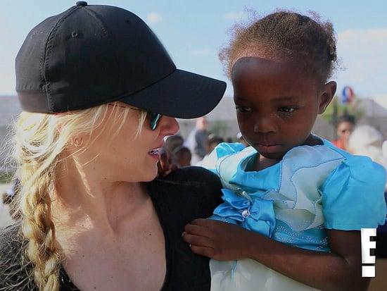 Stewarts & Hamiltons Sneak Peek: Watch Kimberly Stewart Bond with Kids in Haiti
