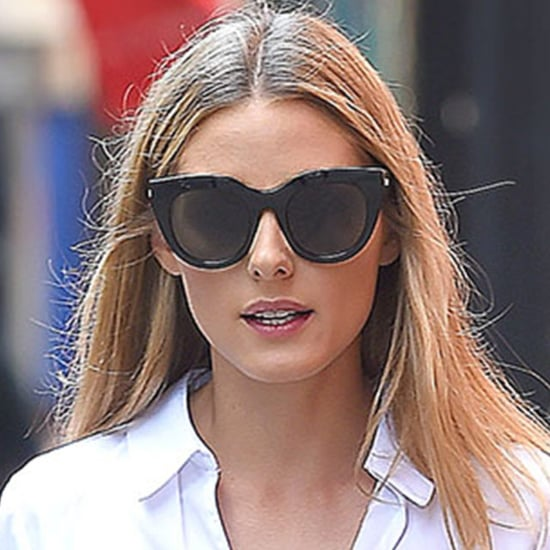 Olivia Palermo's Trick For Making A $40 Shirt Look Super Chic