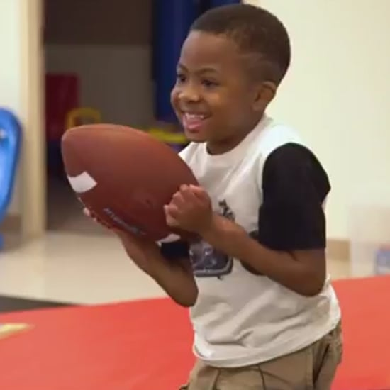 The First Kid to Have Double Hand Transplant Surgery (Video)