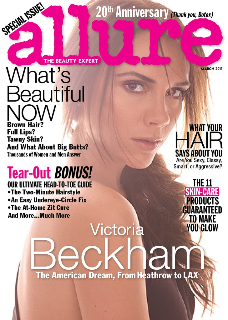 """Victoria Beckham Talks Exercise, Her Happy Home Life, and Feeling """"Really Content"""" in Allure"""