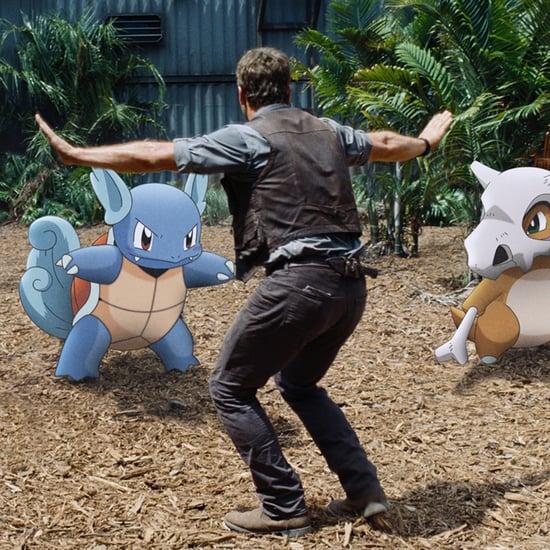 Pokemon Photoshopped Into Movies