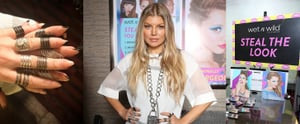 Fergie on Her Favorite Nudes (We're Talking About Makeup)
