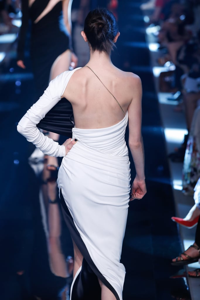 Sometimes a single skinny strap, spotted on the Alexandre Vauthier Haute Couture Fall 2013 runway, can feel so sexy.