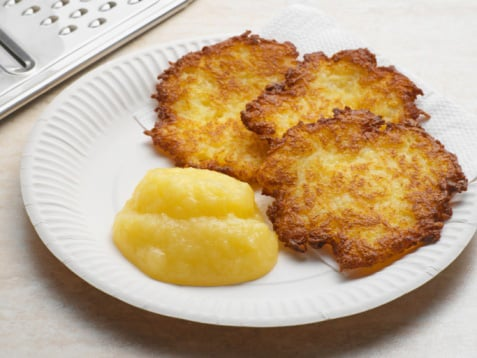 Картофельные оладьи как сделать