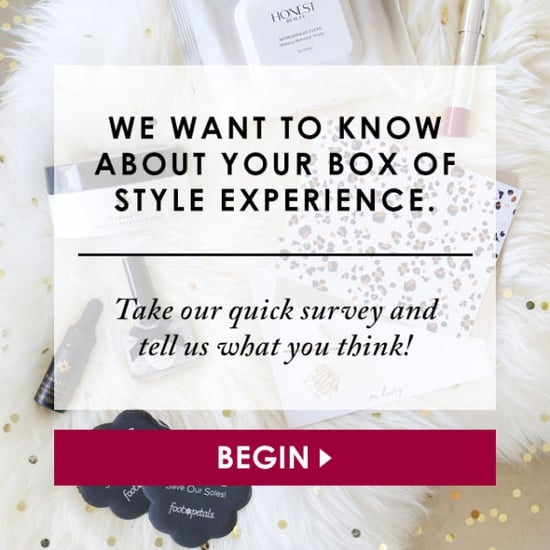 Tell Us About Your Winter 2015 Box of Style Experience