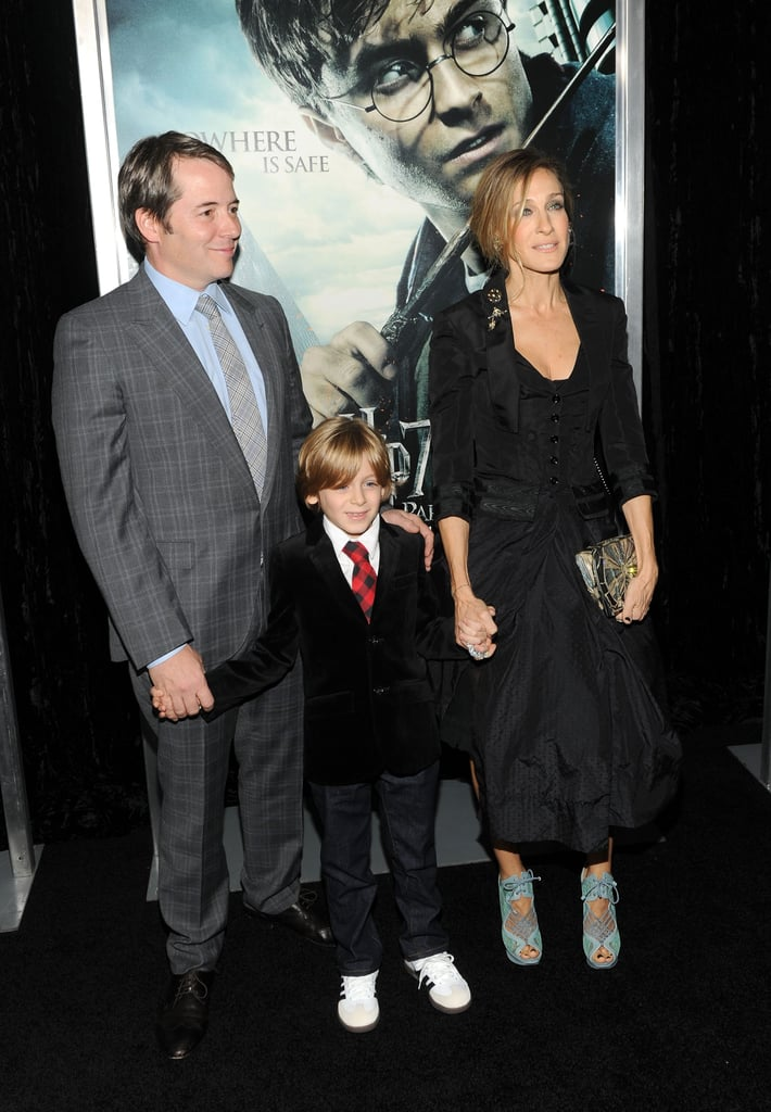 More Celebrities at Harry Potter and the Deathly Hallows New York Premiere