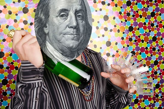Ben Franklin Quote For New Year's Eve