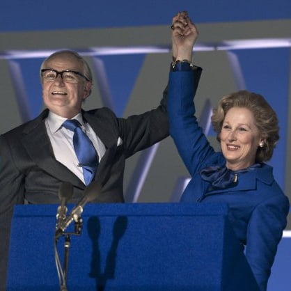The Iron Lady Trailer Starring Meryl Streep
