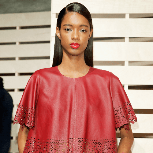 J.Crew Fall 2014 Hair and Makeup   Runway Pictures
