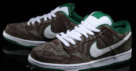 Did Nike and Starbucks Just Collaborate on a Coffee-Themed Sneaker?