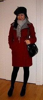 Look of the Day: Coat Cutie