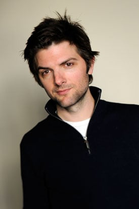 Adam Scott Cast in HBO's The Wonderful Maladys with Sarah Michelle Gellar