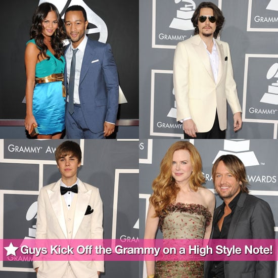 Pictures of John Mayer, Justin Bieber, John Legend, Keith Urban and More at the 2011 Grammy Awards! 2011-02-13 20:06:00