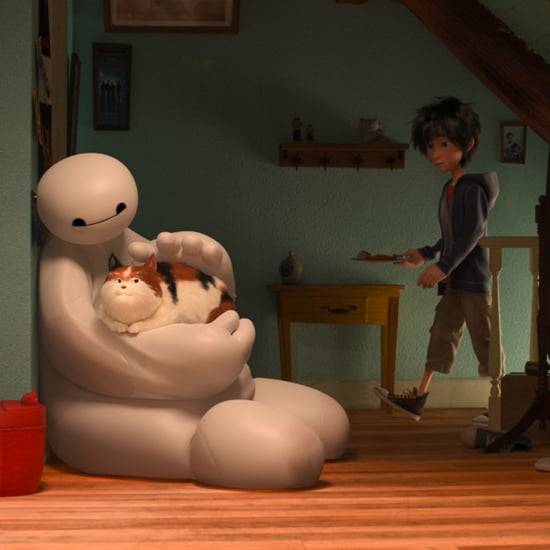 Big Hero 6 Trailer