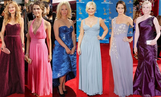 Pictures of Anna Paquin, Lea Michele, Heidi Klum, Nina Dobrev, Dianna Agron, Sofia Vergara, Tina Fey and More at 2010 Emmys
