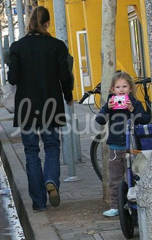 Photo of Violet Affleck