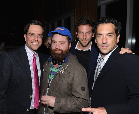Pictures of Bradley Cooper, Zach Galifianakis, Ed Helms at The Hangover 2 New York Screening