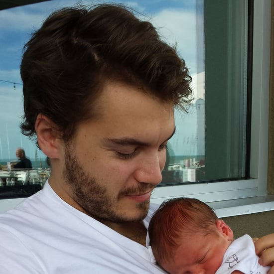 Emile Hirsh Welcomes A Baby Son Named Valor