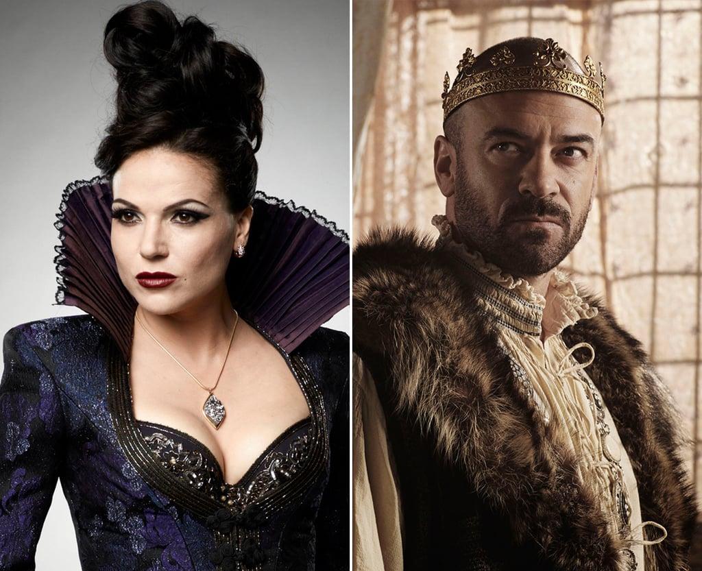 Regina and King Henry II