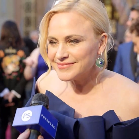 Patricia Arquette Interview at 2016 Oscars (Video)
