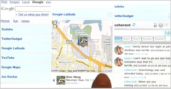 iGoogle Gets Improved For the iPhone and Android Phones