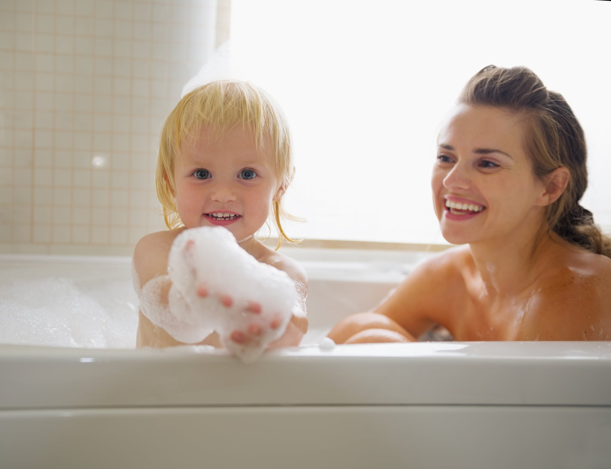 Embrace Mommy and Me Bath Time