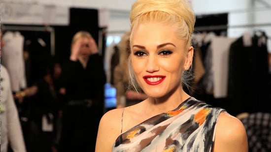 L.A.M.B Designer Gwen Stefani Interview New York Fashion Week Fall 2011