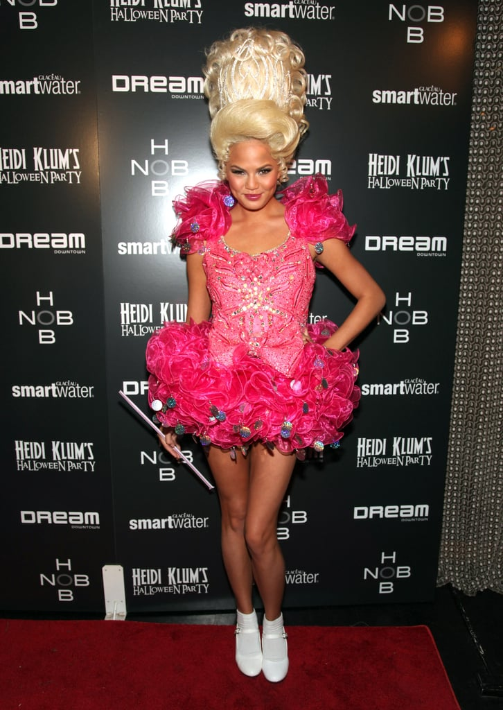 Chrissy Teigen showed off an impressive turn as a Toddlers and Tiaras hopeful in 2011.