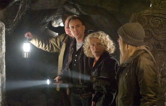 Box Office: National Treasure Still Gold, Juno Keeps Climbing