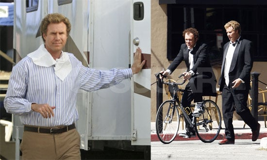 Will & John Are Fancy Step Brothers