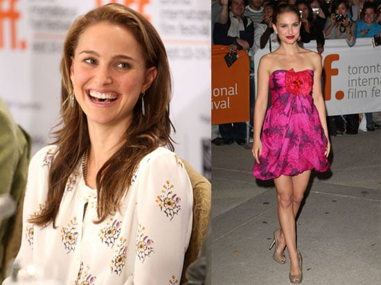 Photos of Natalie Portman Promoting Love and Other Impossible Pursuits at the Toronto Film Festival 2009-09-17 10:30:00