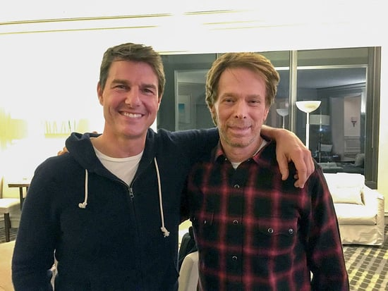 Tom Cruise and Jerry Bruckheimer Hint at Plans for Top Gun 2
