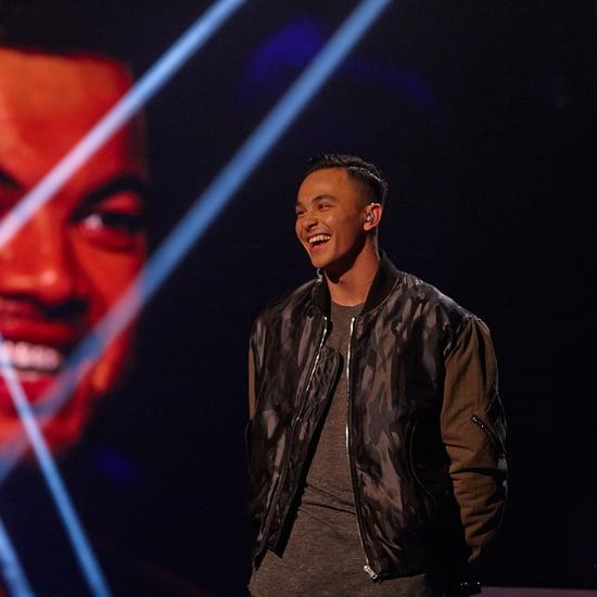 The X Factor Australia 2015 Interview With Cyrus Villanueva