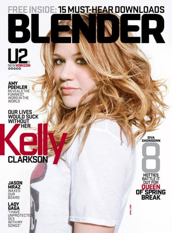 Do You Pee in the Shower? Kelly Clarkson Does.