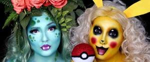 10 Pokémon-Inspired Makeup Tutorials Worth Trying This Halloween