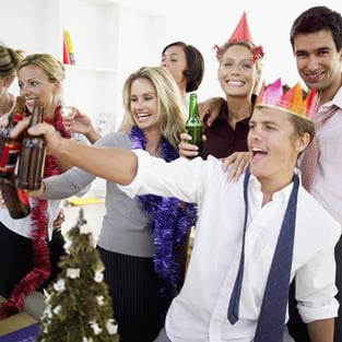 Do Tell: What Was Your Most Embarrassing Holiday Party Experience?