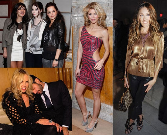 Photos of Sarah Jessica Parker, Rachel Zoe, And Marc Jacobs at 2010 New York Fall Fashion Week 2010-02-16 10:30:11