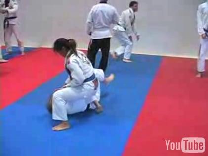 Fitness Class Brazilian Jiu-Jitsu