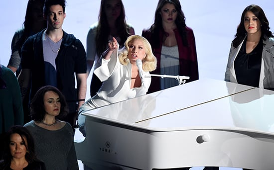 FROM EW: Lady Gaga's 'Til It Happens to You' Makes History with Emmy Nod - but There's a Catch