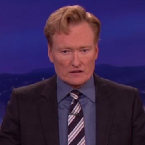 Conan O'Brien on Robin Williams's Death | Video