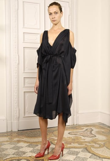 First Taste of Rodolfo Paglialunga at Vionnet for Cruise 2010
