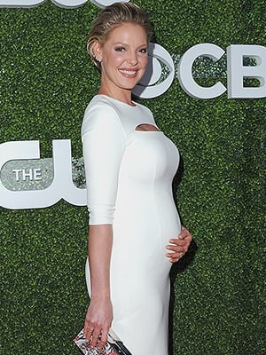 Katherine Heigl on the 'Challenge' of Hiding Her Baby Bump on Set: 'Every Day My Body Changes a Little Bit More'